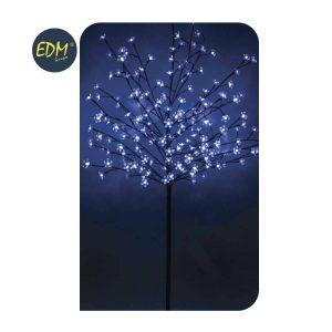 Árvore 3D Sakura Azul 200 Leds 220-240V Ip20 1