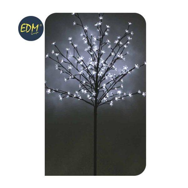Árvore 3D Sakura Branco Frio 200 Leds 220-240V Ip20 1