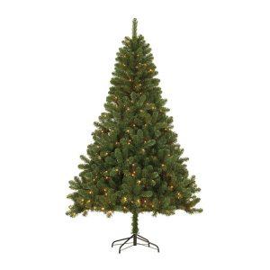 Árvore De Natal Com 140 Leds Integrados 525 Ramos 1