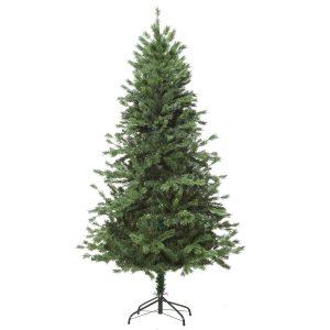 5 m de base dobrável para decoração de natal verde