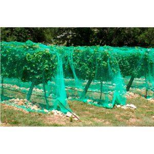 Rede Anti-Pássaros 4X5Mts Para Árvores Frutiferos