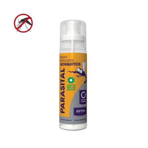 Parasital Zotal Spray Repelente Mosquitos 100 Ml