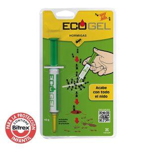 Ecogel Formigas 10Gr.Seringa