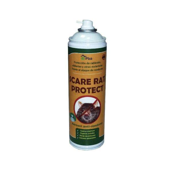 Scare-Rat Protec Aerossol 500Ml-Protetor Contra Mordedura De Ratos E Ratazanas