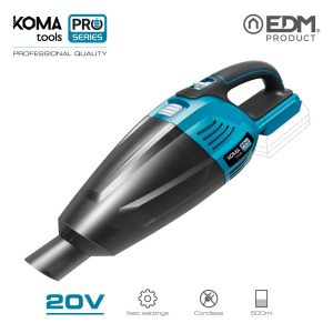 Aspirador 20V (Sem Bateria E Carregador ) Koma Tools Battery Series Edm Aspiraçao 3