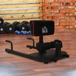 3 em 1 Placa supina multifuncional Equipamento Abdominal para Exercícios Abdominais carga 120 kg #Euficoemcasa