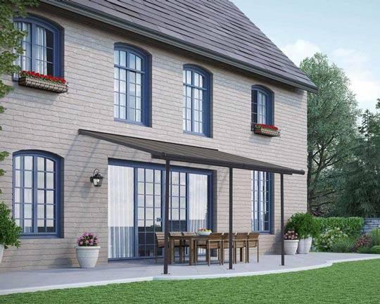 5 Diferença entre Pérgula e Cobertura para terraço