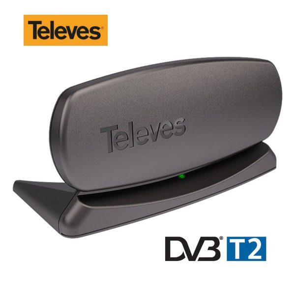 Antena Tdt 2 Geração Innova Boss Uhf (C21-48) G 20Dbi. Antena Omnidirecional E Inteligente