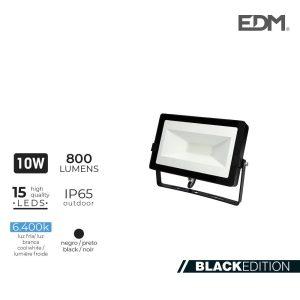 Projetor Led 10W 6400K 800 Lumens Edm220-240V 2