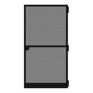 Porta Mosquiteira Abativel Basic Castanho 100X210Cm