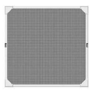 Mosquiteira Moldura Magnetica Branca 120X120CmCorrer Como No Exterior