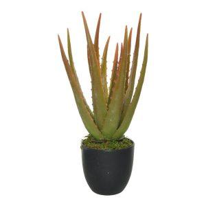 Planta Artificial Aloe Vera 25X35Cm