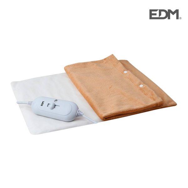 Almofada Elétrica 100W 40X30Cm Edm Desligado Automático 90Mi
