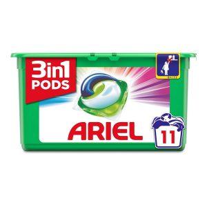 Ariel Pastilhas 3Em1 Cor 11