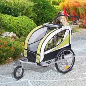 Atrelado para Bicicleta para Crianças