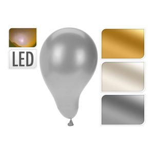 Balão Com Luzes Led Pack 3 Uds