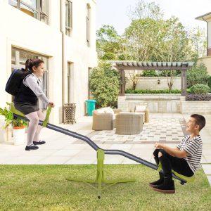Balanço Rocker para crianças de 3-10 anos de carga 60 kg (cada assento)