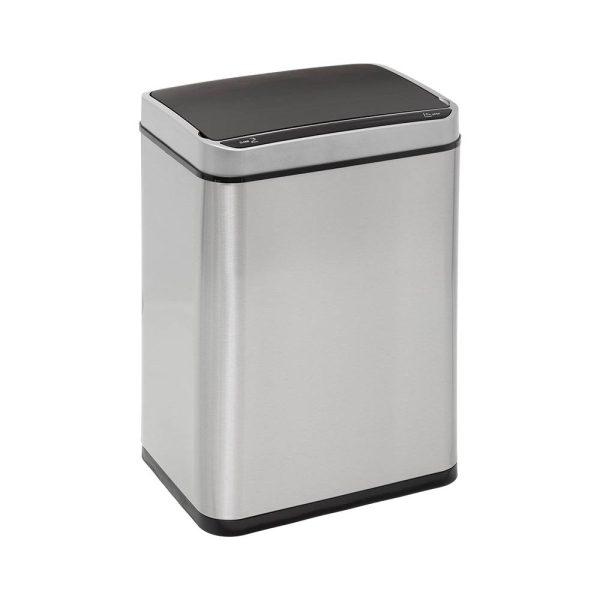 Balde Do Lixo Com Sensor Abertura Automática 23L Cor Inox  F
