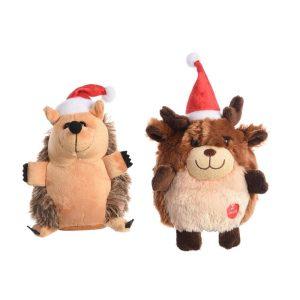 Boneco De Natal 2 Modelos (Rena