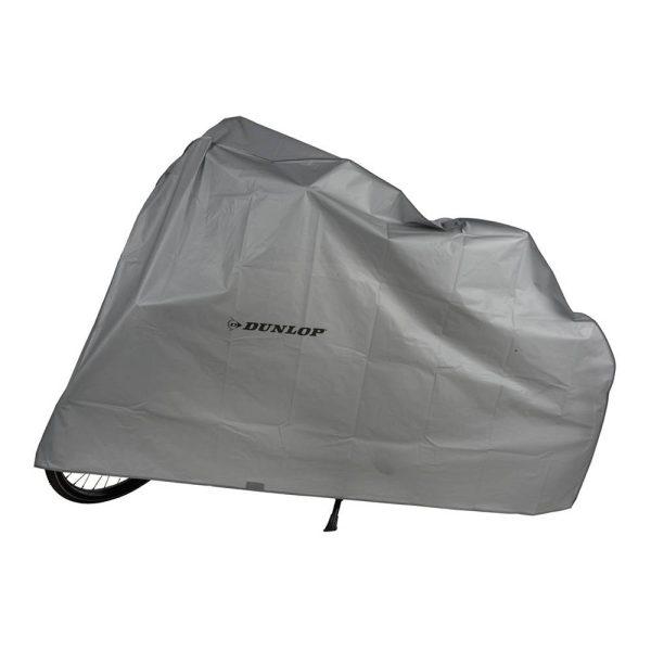 Capa Para Proteger Bicicleta 210X110Cm Material Pvc/Algodão