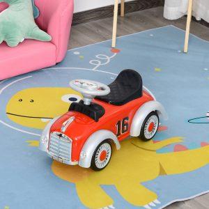 Carro para bebês acima de 12 meses com sons e buzina 70x28