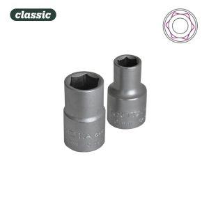 Chave De Caixa Sextavada Encaixe 1-2 De 24Mm E624