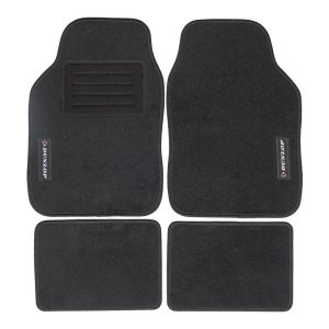 Conjunto De Tapetes Para Carro Dunlop 4 Peças 65X30X42Cm
