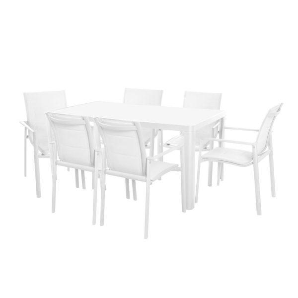 Conjunto de Jantar Stella 6 Pax Branco