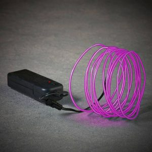 Corda Neon Cor Lilás 2