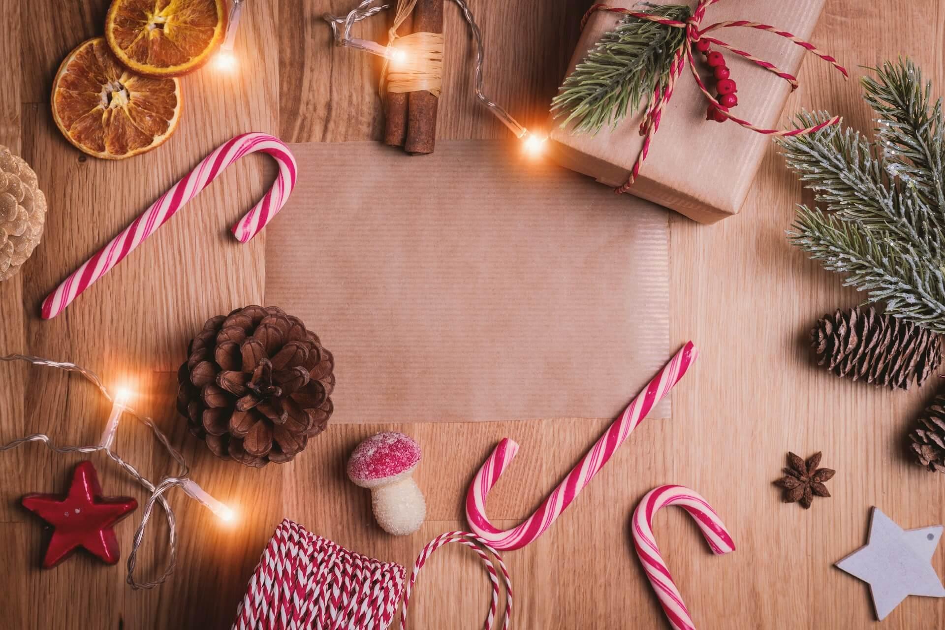 Oh! Oh! Oh! O Natal está a chegar à nossa casa! 1