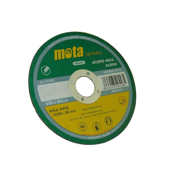 Disco De Corte Aço Inox 115X1.6X22.23Mm D1116