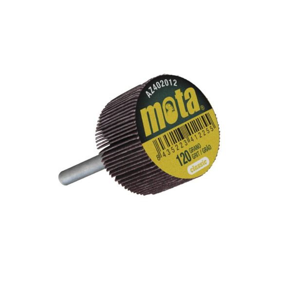 Disco De Lixa Lamelas 30X25X6Mm Granulaçao 120 Az32512