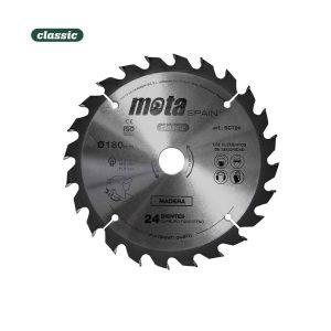 Disco De Serra Circular Widia 115Mm 24 Dentes Clp18 Sc124-P.