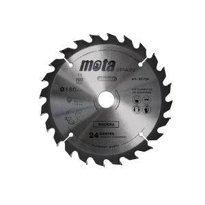 Disco De Serra Circular Widia 180Mm 24 Dentes Clp18 Sc724-P.