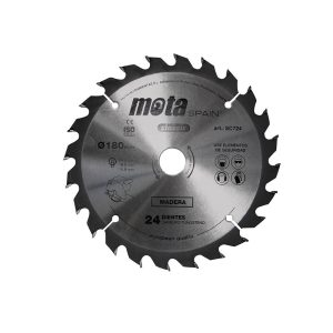 Disco De Serra Circular Widia 180Mm 60 Dentes Clp18 Sc760-P.