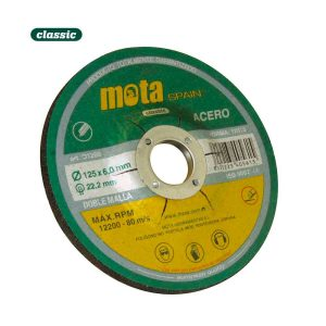 Disco Desbaste Ox.230 X 6.0X22.23 Mm. Escarvar Para Ferro Co