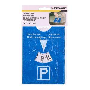 Disco Horario Para Estacionamento Plastico 15X11Cm