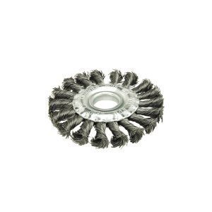 Escova Circular Aço Retorcido - 115X15Mm Fr115