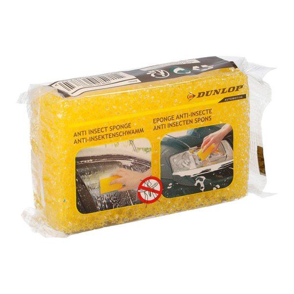 Esponja Anti Insetos Amarela Dunlop