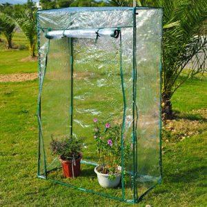 Estufa Jardim Cultivo 100x50x150 cm