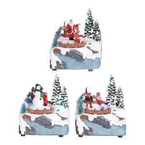 Figura De Natal Modelos Sortidos 11