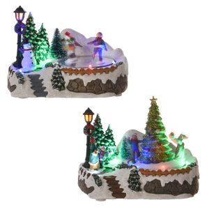 Figura Natalina Decorativa Led Exterior
