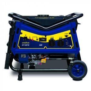 Gerador 2700W a 3200W Gasolina monofasico-GY363201