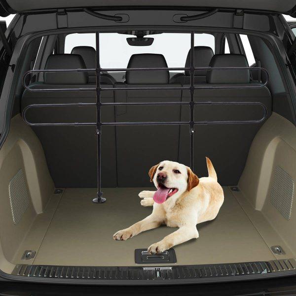 Grade Proteção Grade Separadora Universal Porta-bagagens Cão Transporte Mala
