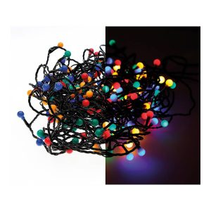 Grinalda Cherry Multicor Intermitente 180 Leds Ip44 13