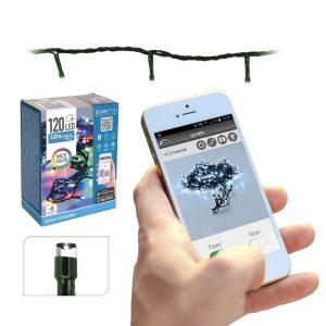 Grinalda Controlador App Multicor 120 Multileds Ip44 220/240