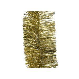 Grinalda Dourado Brilhante Diametro 7