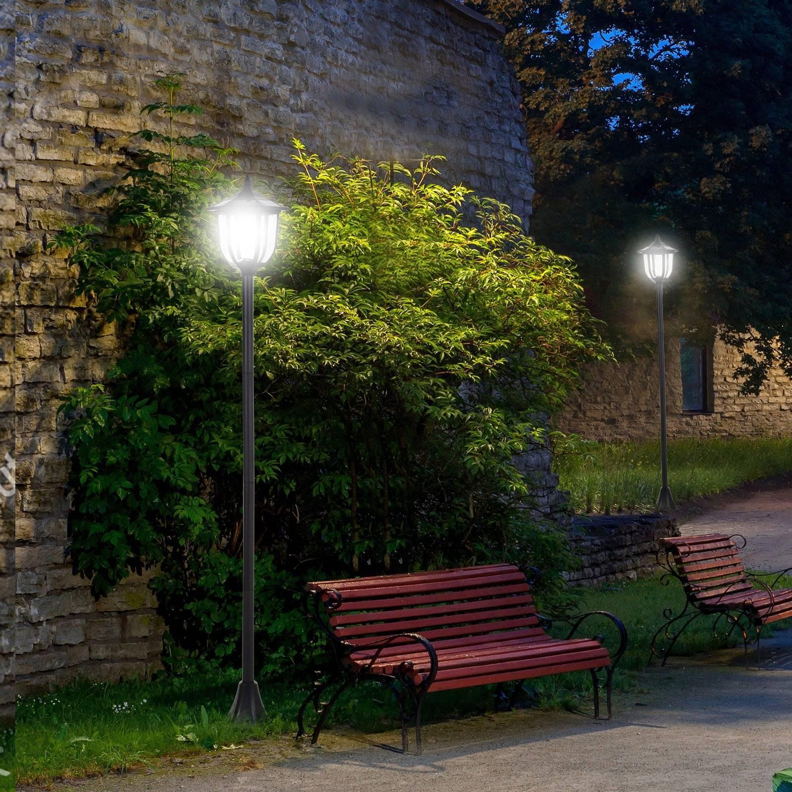 Iluminação Exterior O Meu Jardim