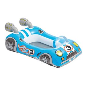 Insuflável Para Piscina 3 Modelos Sortidos: Carro De Corridas 107X69Cm