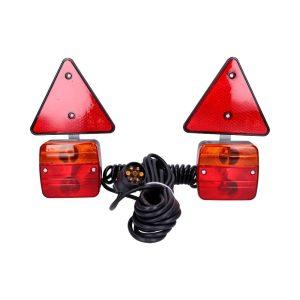 Kit Luzes Magnético Para Carro 2